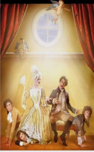 nozze di figaro locandina