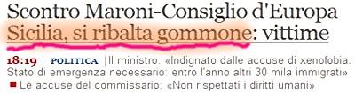 Corriere canale sicilia