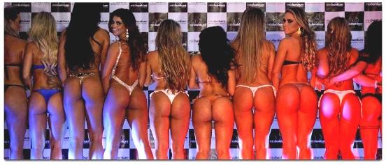 Miss lato B Brasile 2012