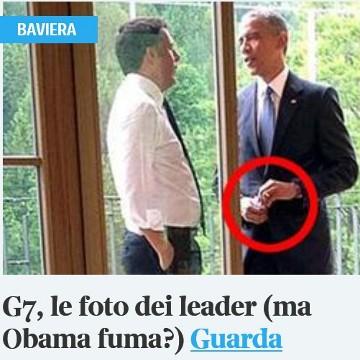 Corriere Renzi Obama