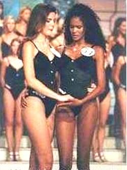 Murtas Mendez miss Italia 1996