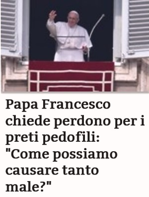Papa pedofili