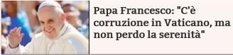 Papa sereno