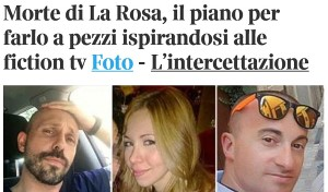 Tv fiction violenza