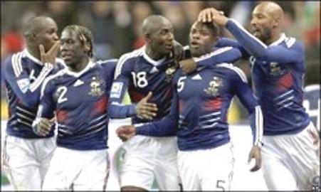 francia-nazionale-calcio azione