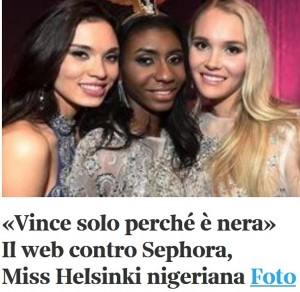 Miss Finlandia