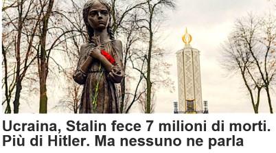Ucraina holodomor