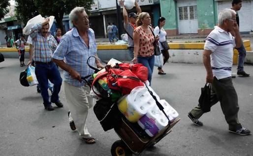 venezuela carta igienica