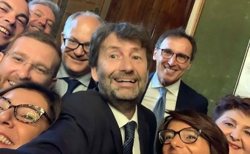 franceschini selfie