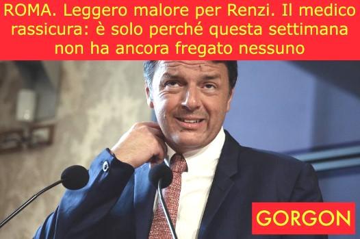 Renzi satira